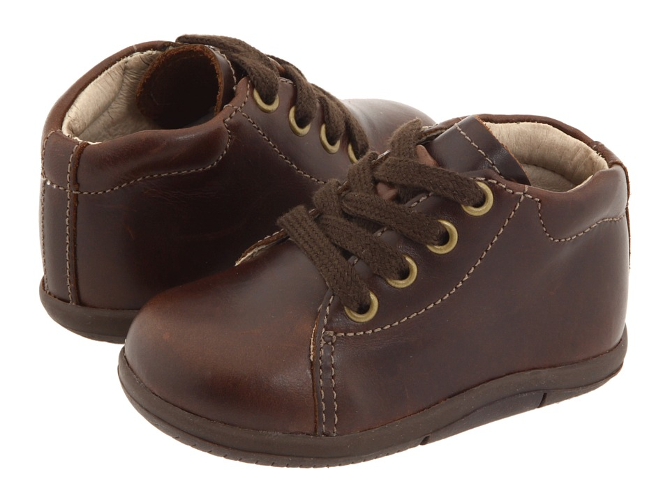 Stride Rite SRT Elliot (Infant/Toddler) (Brown) Boy's Shoes