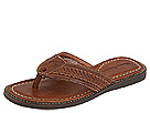 Tommy Bahama - Anchors Away (Brown Leather) - Footwear