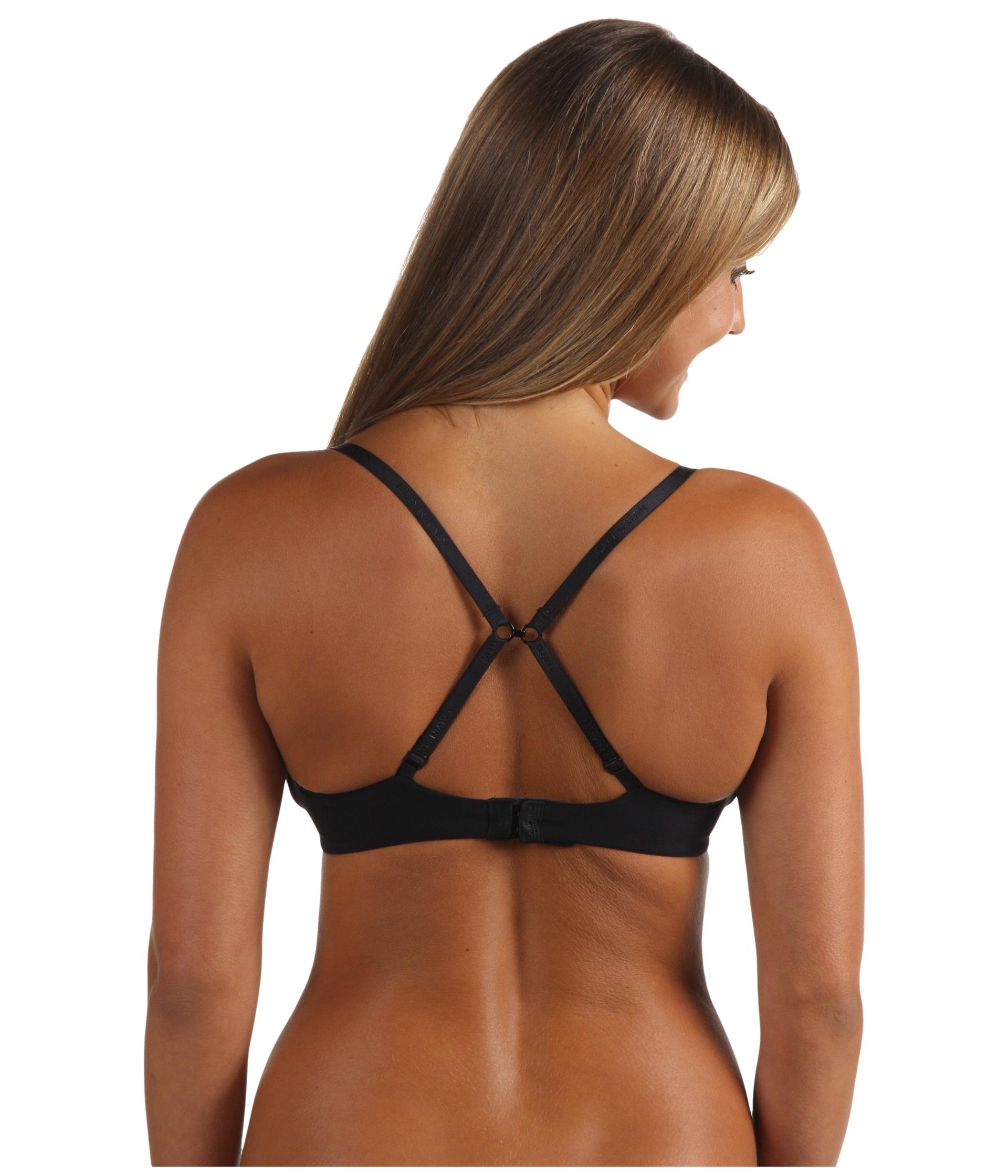 Calvin Klein Underwear Perfectly Fit Wireless Contour Bra F2781