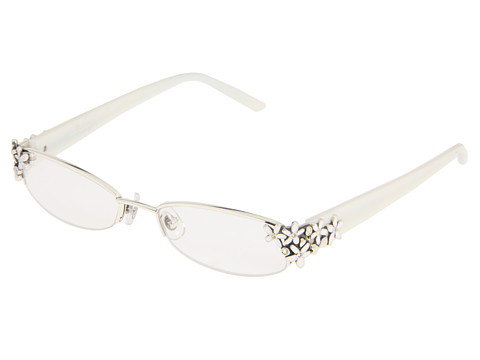 Brighton Love Daisy Reader - Silver/White Pearl