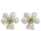 Kenneth Jay Lane - Flowergirl Earrings