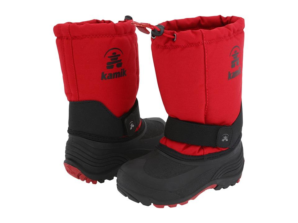 Kamik Kids Rocket Toddler/Little Kid/Big Kid Red Kids Shoes
