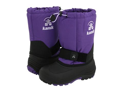 Kamik Kids Rocket (Toddler/Little Kid/Big Kid) - Purple