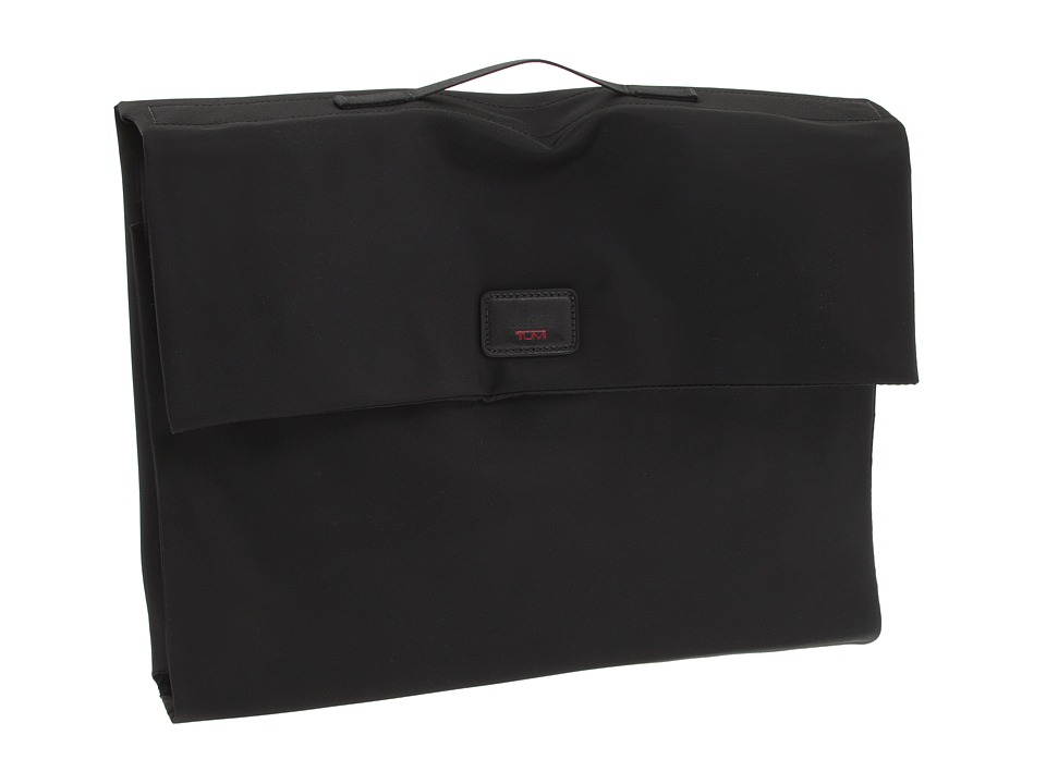 Tumi - Packing Accessories - Medium Flat Folding Pack (Black) Travel Pouch