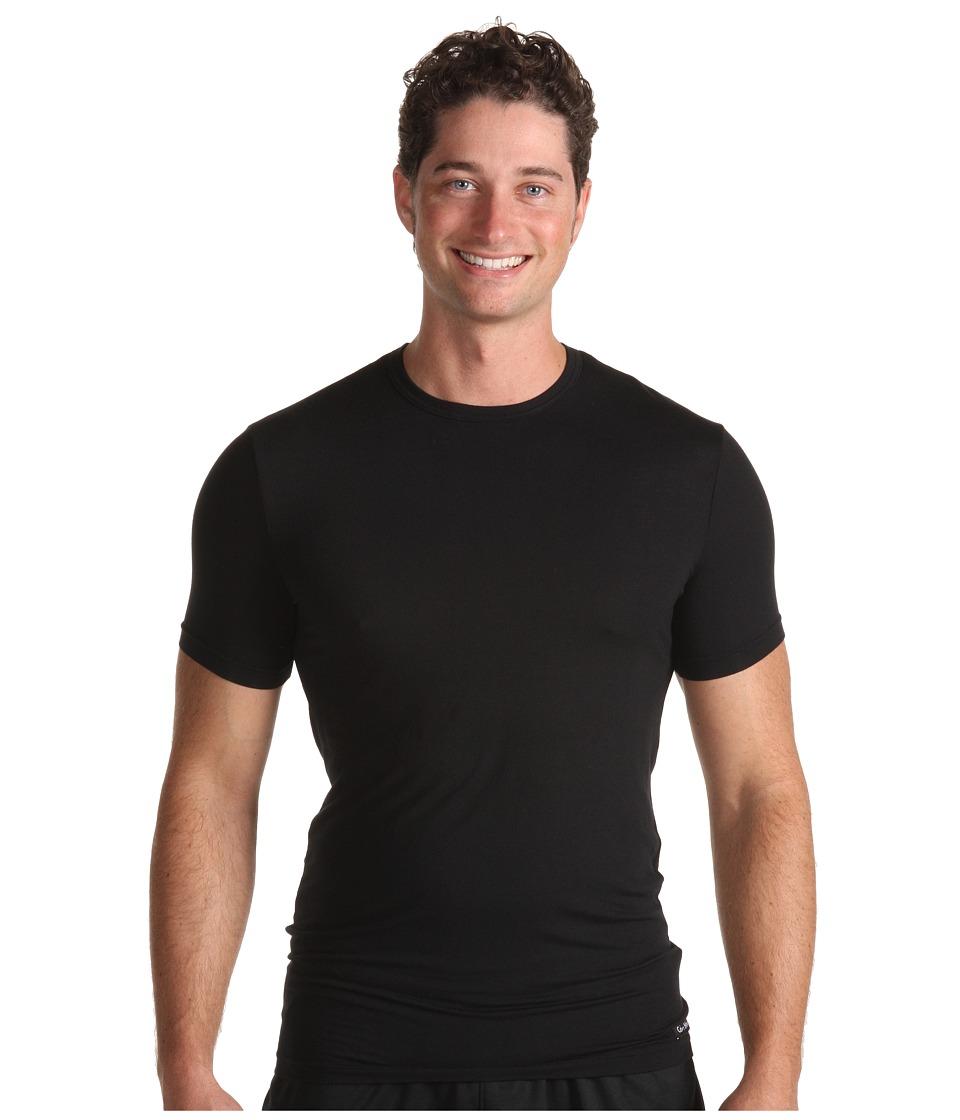 Calvin Klein Underwear - Body Micro Modal S/S Crew (Black...