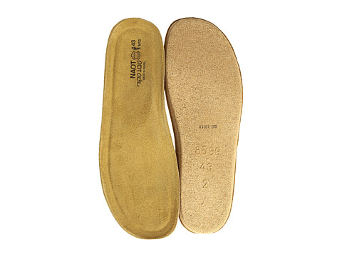 Naot Footwear FB02 - Scandinavian Replacement Footbed