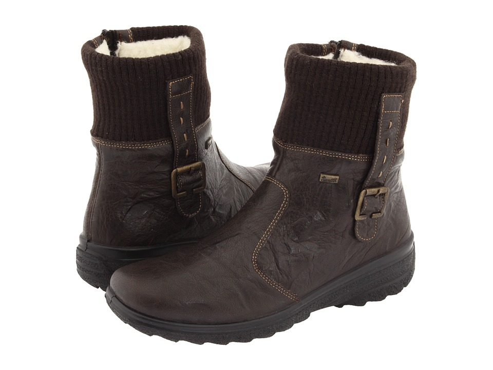 Rieker Z7054 Hillary 54 (Kakao/Testadimoro) Women's Shoes