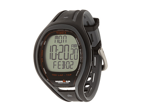 Timex Ironman Sleek 150 Lap with Tapscreen Full-Size Watch