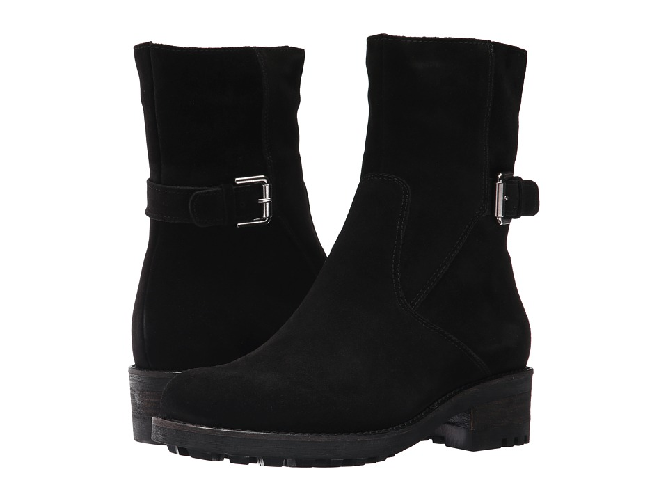 La Canadienne Camilla (Black Suede)