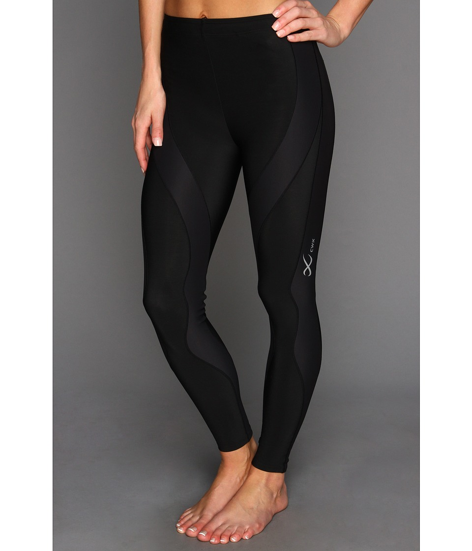 CW X Insulator PerformX Tight Black Womens Outerwear