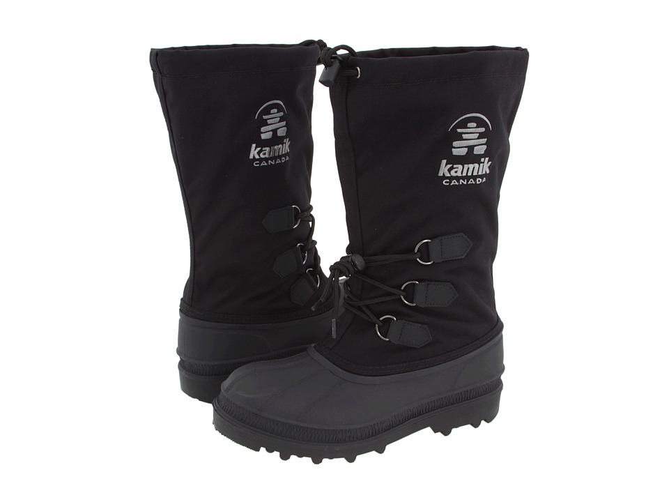 Kamik - Canuck (Black) Womens Cold Weather Boots