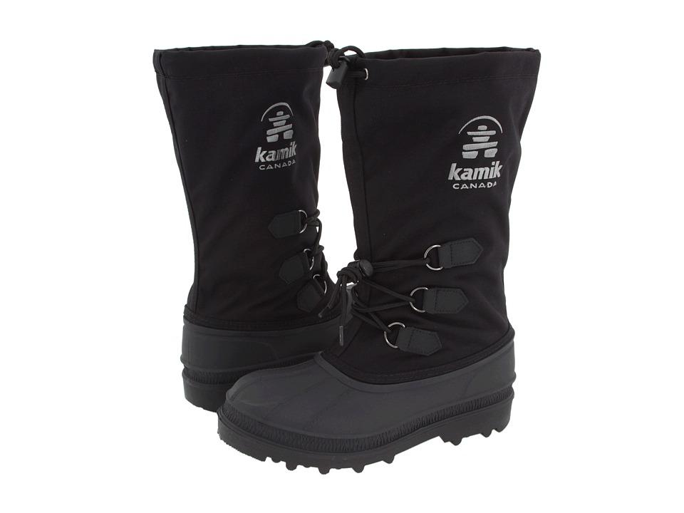 Kamik Canuck (Black) Women's Boots