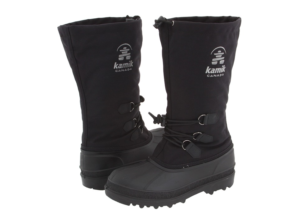Kamik - Canuck (Black) Mens Cold Weather Boots