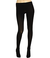 Betsey Johnson - Peek A Bow Light Control Top Tights