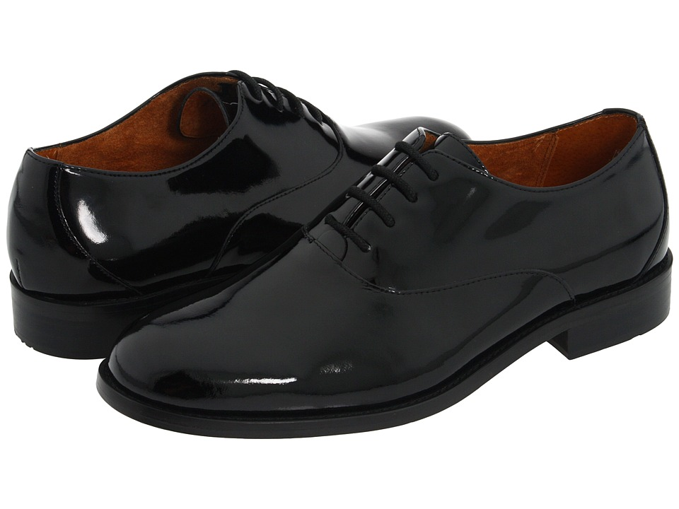 Florsheim Kingston Tuxedo Oxford (Black Patent Leather) Men
