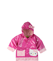 Western Chief Kids - Hello Kitty® Polka Dotted Cutie Raincoat (Toddler/Little Kids)