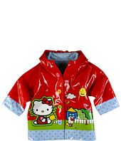 Western Chief Kids - Hello Kitty Scenic Rain Coat (Toddler/Little Kids)
