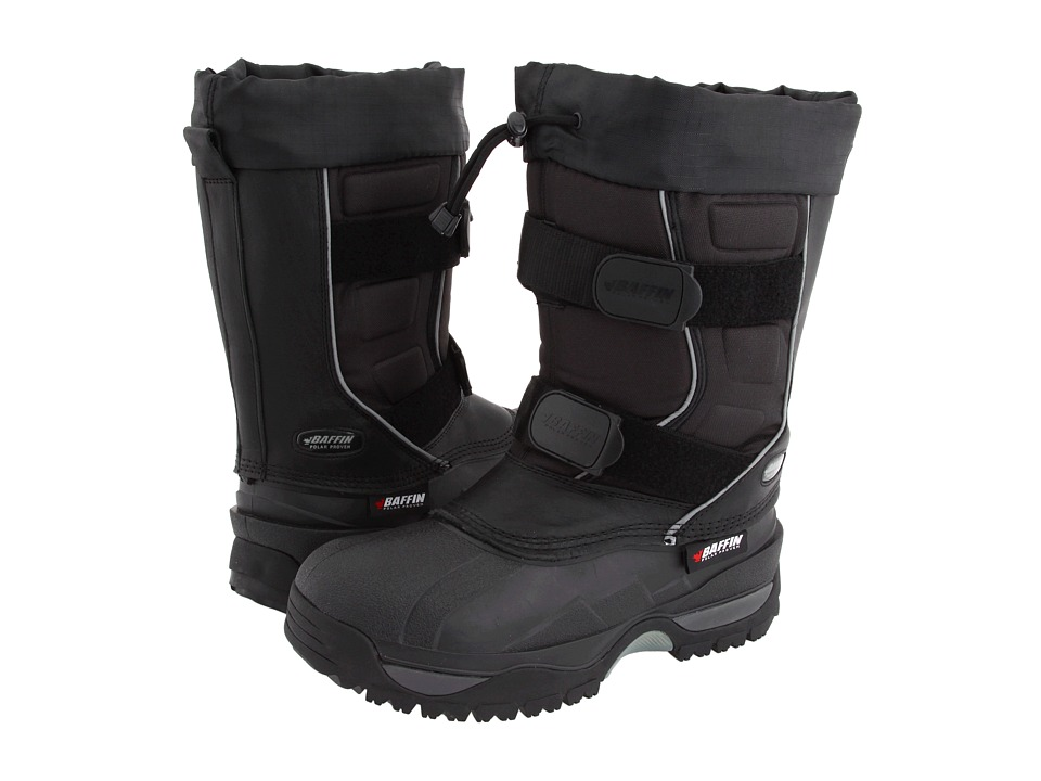 Baffin Eiger (Black) Men's Cold Weather Boots
