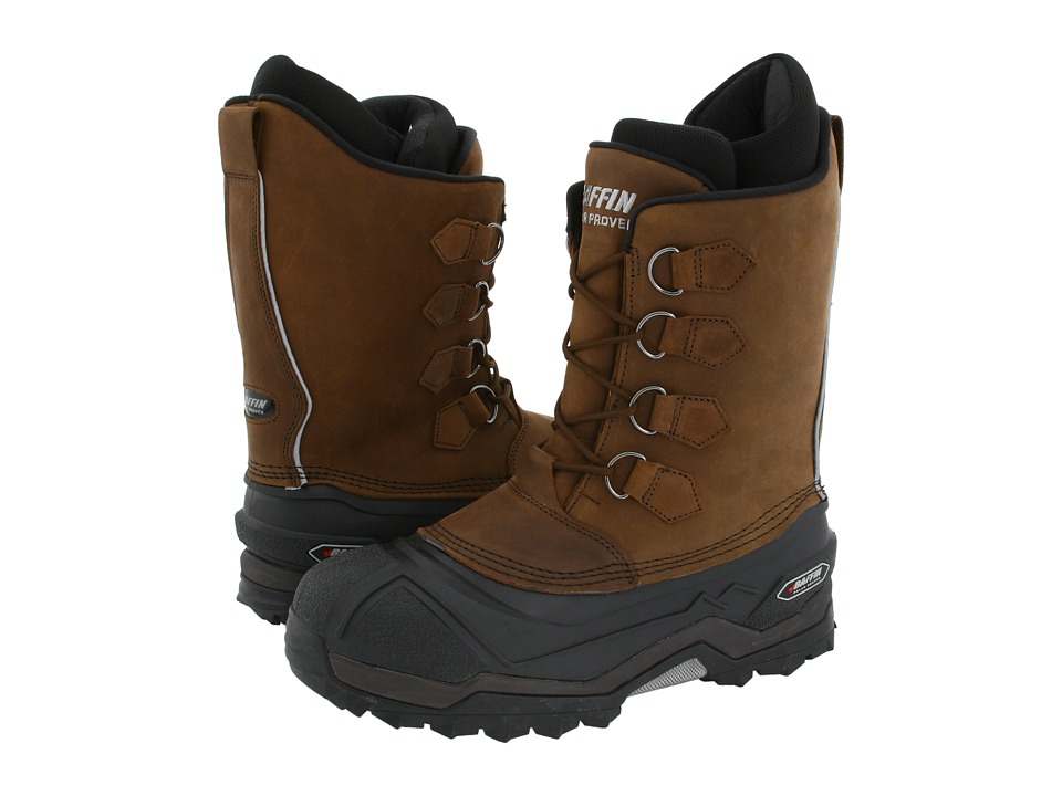Baffin - Control Max (Worn Brown) Mens Cold Weather Boots