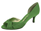 Nina - Culver (Apple Green Satin) - Footwear