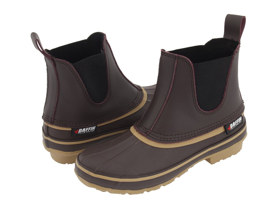 Baffin Bobcat Brown Womens Cold Weather Boots
