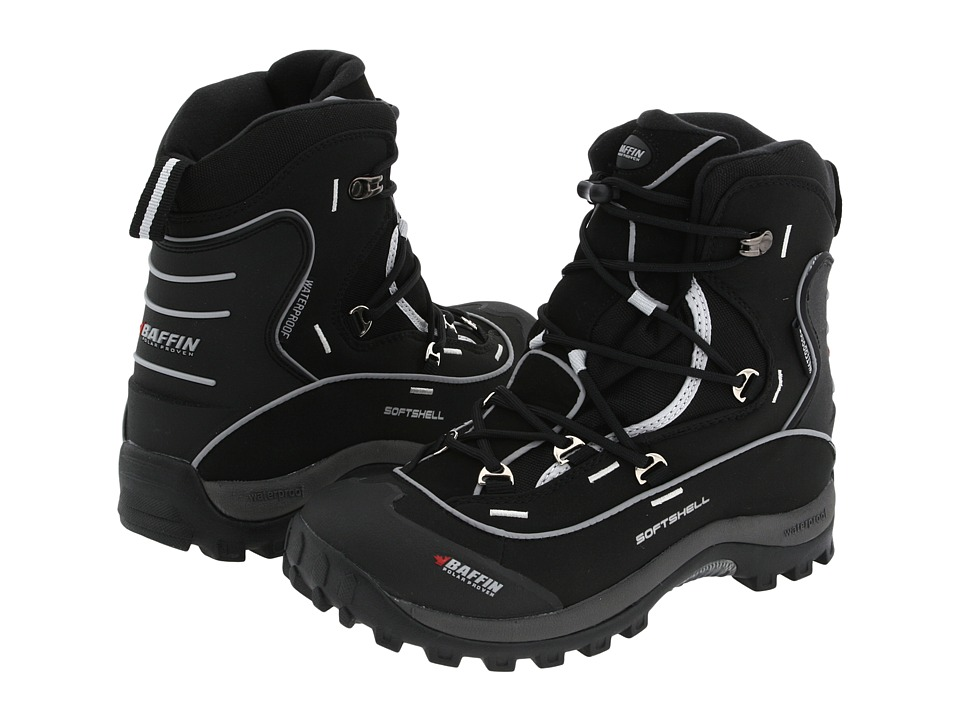 Baffin - Snosport (Black) Womens Cold Weather Boots