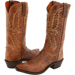 N1547 5/4 (Tan Mad Dog Goat) Cowboy Boots