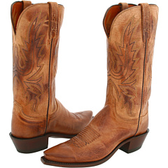 N4540 5/4 (Tan Mad Dog Goat) Cowboy Boots
