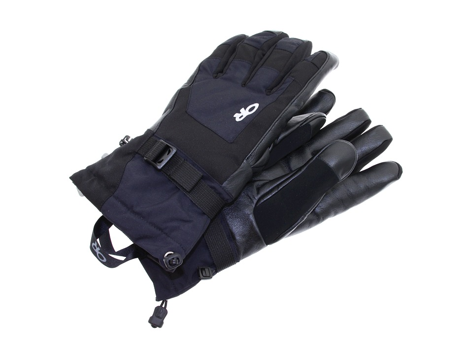 Outdoor Research - Mens Revolution Gloves (Black) Gore-Tex Gloves