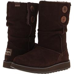 SKECHERS Keepsakes-Freezing Temps Faux Fur Women's Boot (chocolate)