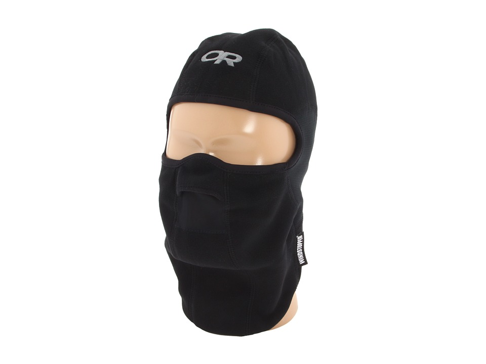 Outdoor Research - Sonic Balaclava (Black) Cold Weather Hats