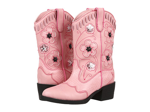 Roper Kids Western Lights Cowboy Boots (Toddler/Little Kid)