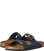 Birkenstock - Arizona Soft Footbed - Suede (Women's)