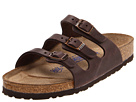 Birkenstock - Florida Soft Footbed - Leather (Habana Oiled Leather)