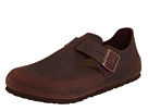 Birkenstock - London (Habana Oiled Leather) - Footwear