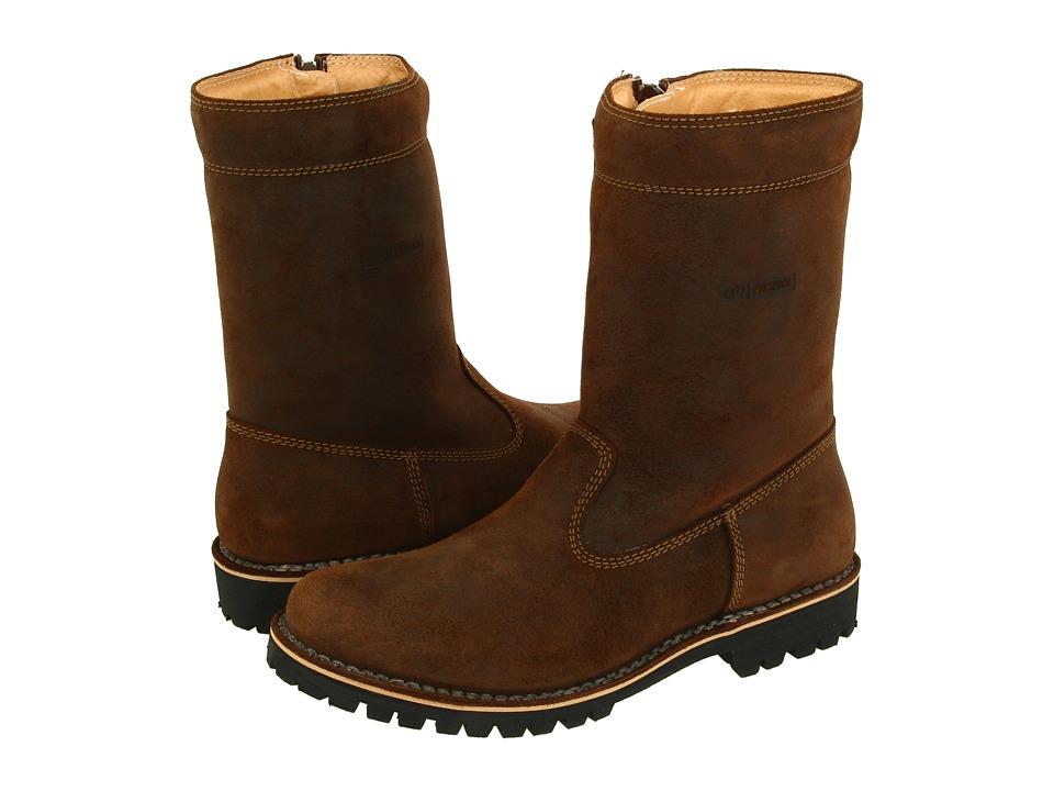 Tecnica Montana 3 Wool Dark Brown Mens Shoes