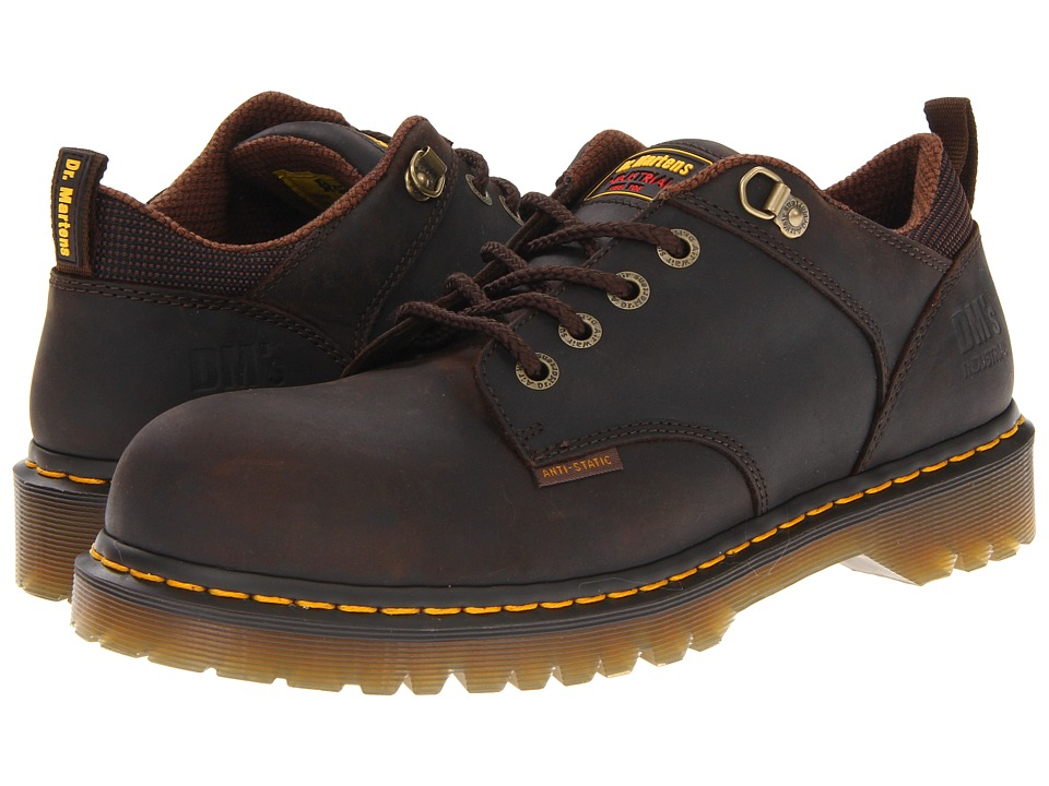 Dr. Martens Work Ashridge SD Gaucho Volcano Mens Industrial Shoes