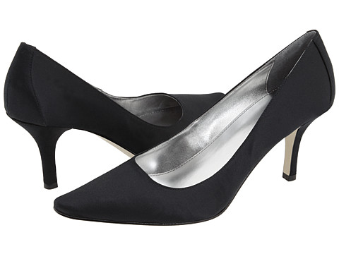 Calvin Klein - Dolly (Black Satin) - Footwear