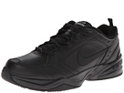 Nike - Air Monarch IV (Black/Black)