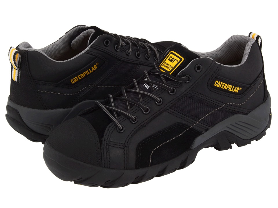 Caterpillar Argon Composite Toe Black Mens Industrial Shoes