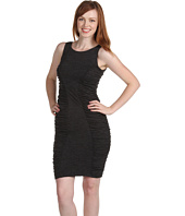Calvin Klein - Jersey Ruched Insets Dress