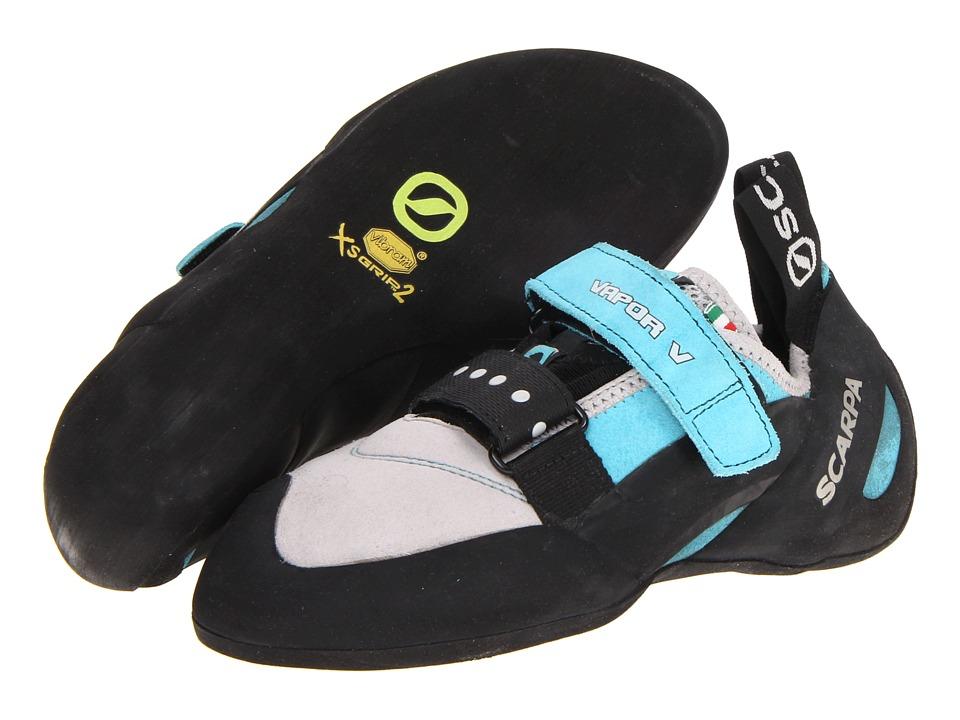 Scarpa - Vapor V Lady (Turquoise) Womens Shoes