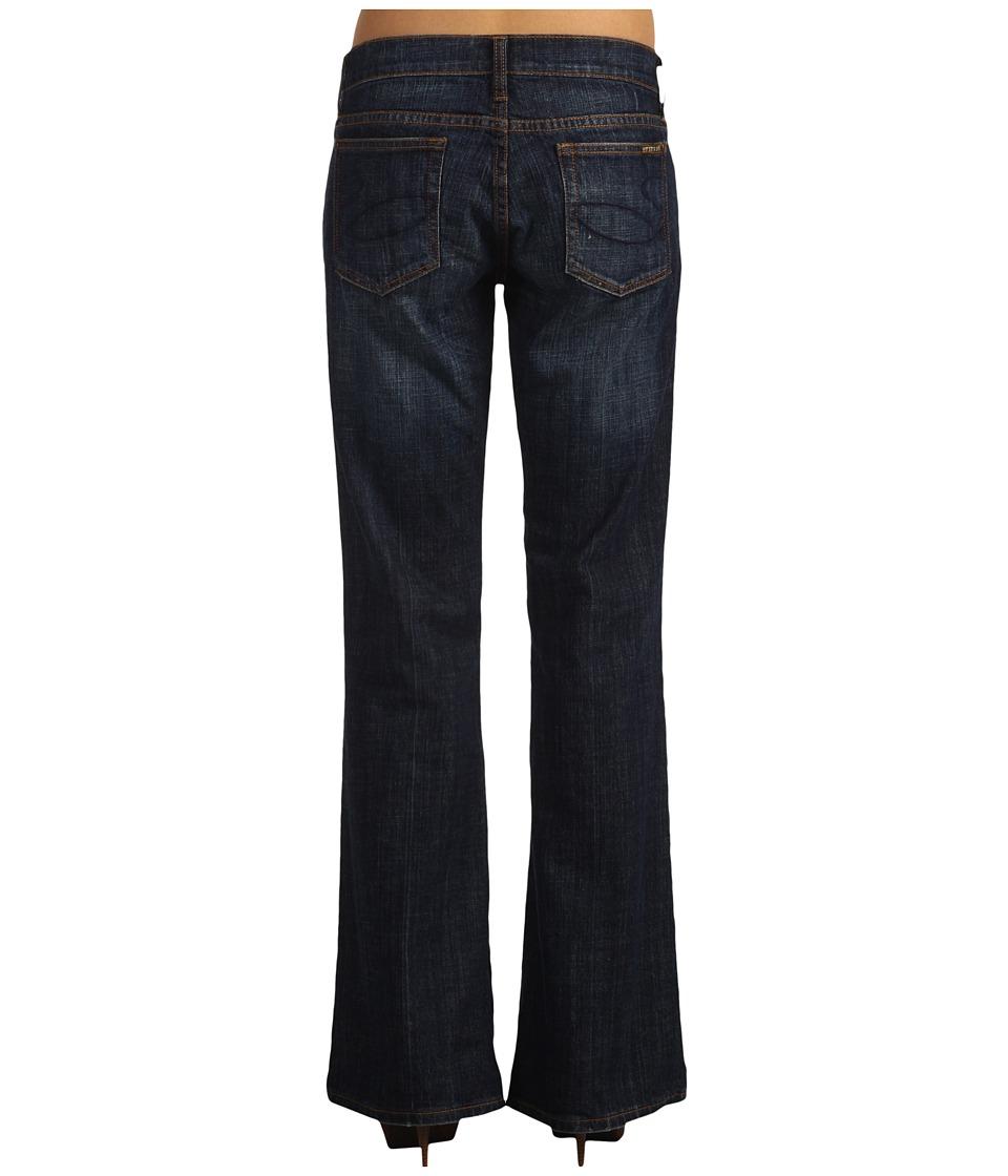 Stetson - 816 Classic Boot Cut Jean (Dark Wash) Womens Jeans