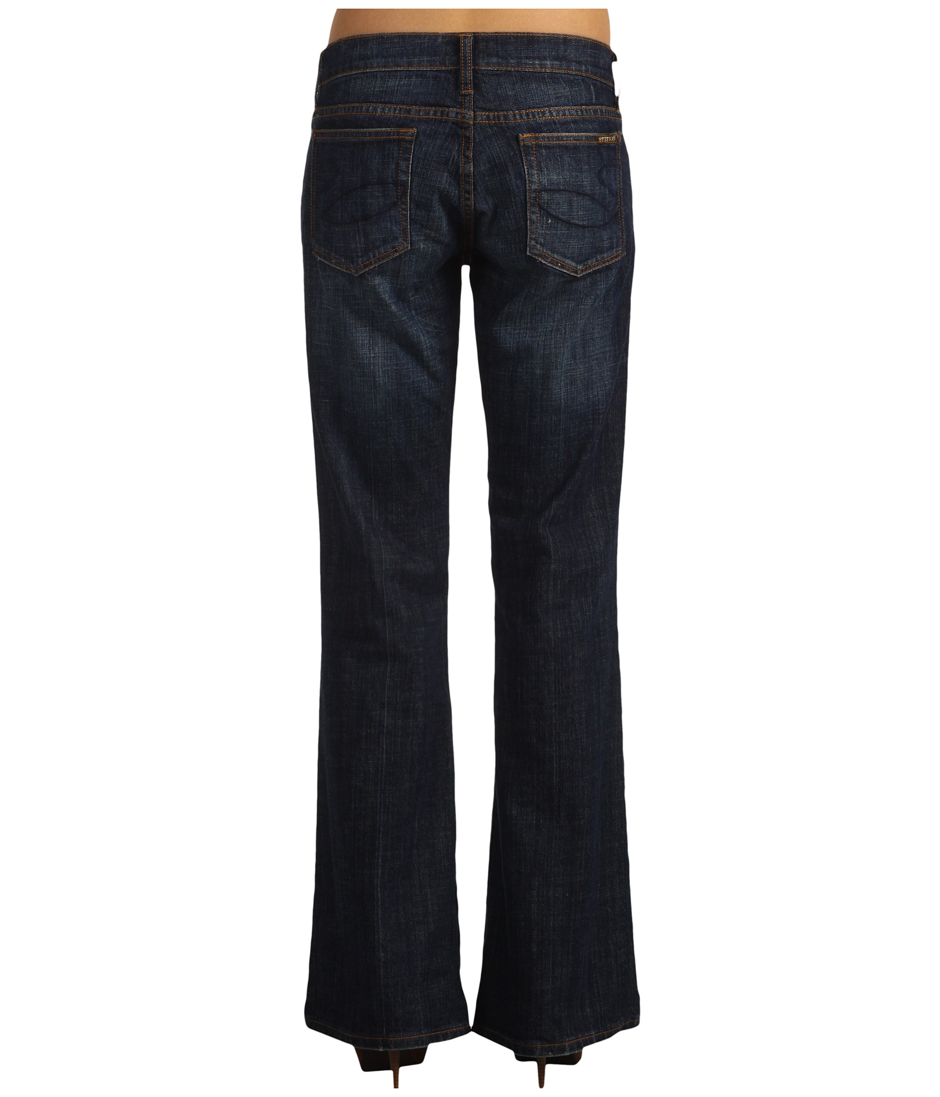 Stetson 816 Classic Boot Cut Jean - Zappos.com Free Shipping BOTH Ways