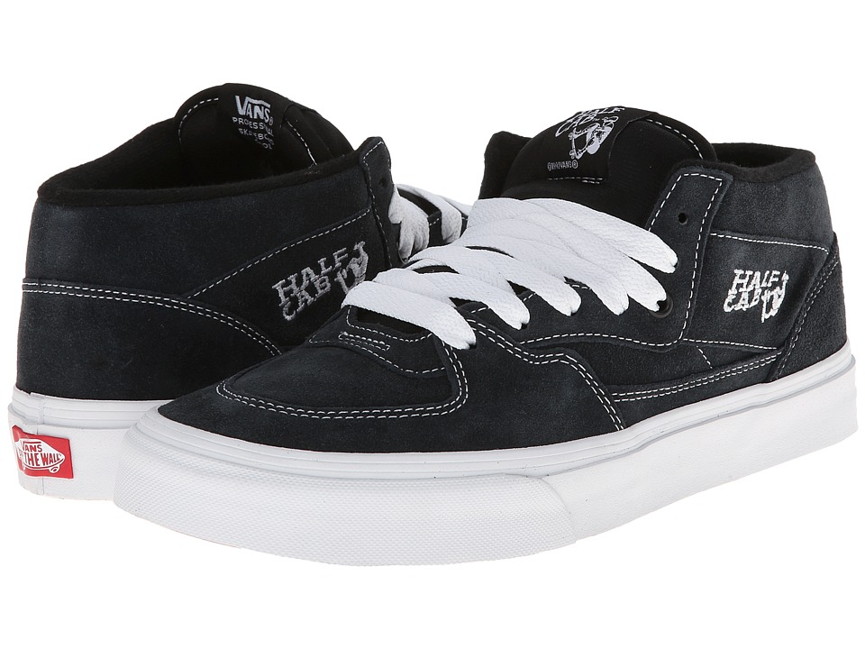Vans - Half Cabtm Core Classics (Navy) Shoes