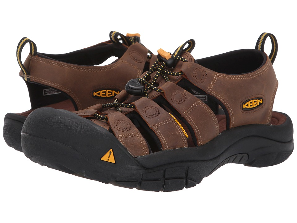 Keen - Newport (Bison) Men's Shoes