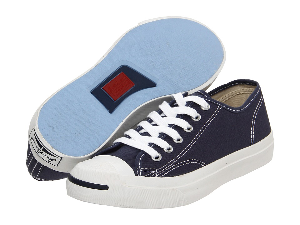 Converse Jack Purcell CP Canvas Low Top (Navy Blue/White)