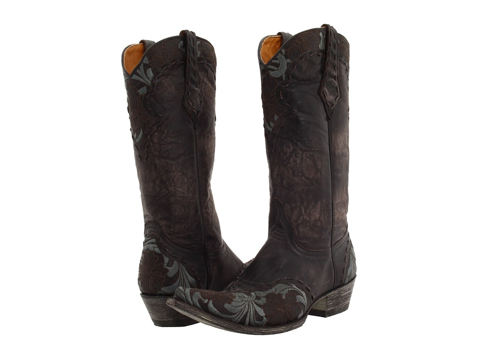Old Gringo - Erin 13 (Chocolate) Cowboy Boots