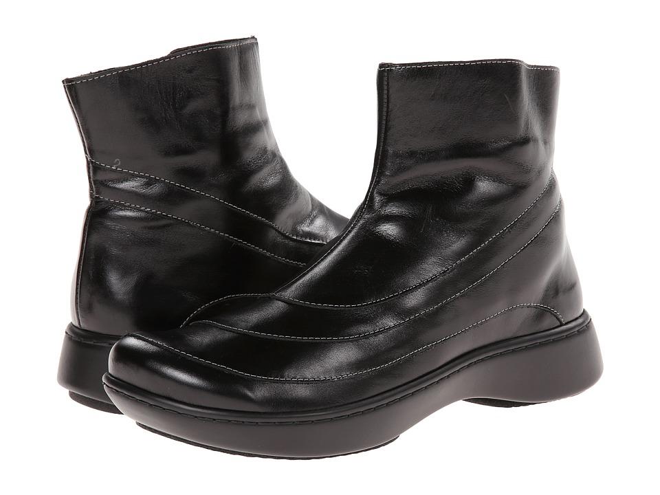 Naot Tellin (Black Madras Leather)