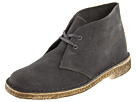 Clarks - Desert Boot (Grey Distressed) - Clarks Shoes